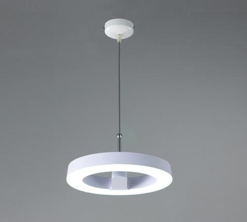 LED 아이원1등 팬던트조명[화이트/블랙]
