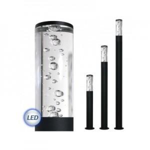 슬림 잔디1등 에어버블 (블랙) [소/중/대] (LED MR16 220V 전용)