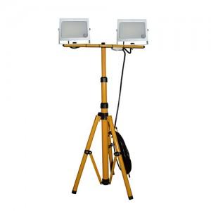 LED 작업등(투광등) 스탠드 Series : RB ST1 FDB35PC2G (LED35W 2개), RB ST1 FDB50PC2G (LED50W 2개)